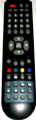 Bush TV Remote Control LED16DVDA5B